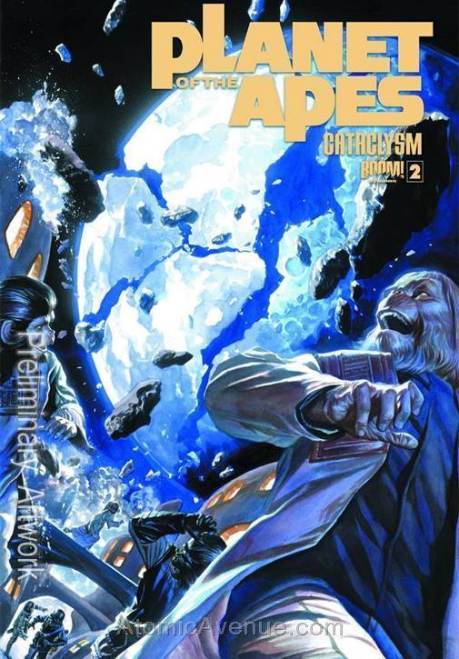 Planet of the Apes: Cataclysm #2A VF/NM; Boom! | save on shipping - details insi