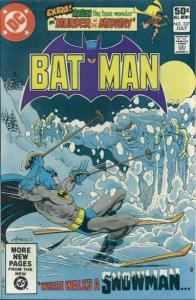 Batman (1940 series) #337, NM- (Stock photo)