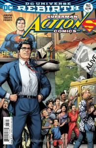 Action Comics #963A VF/NM; DC | save on shipping - details inside
