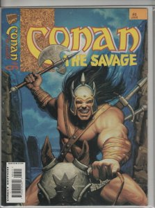 CONAN THE SAVAGE #6 VG/F A01289