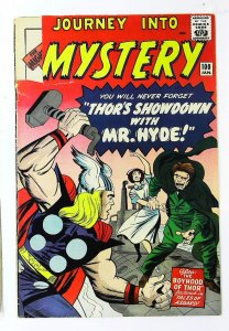 Journey into Mystery (1952 series) #100, VG- (Actual scan)