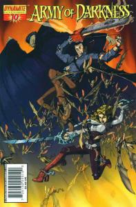 Army of Darkness (Dynamite) #10B FN; Dynamite | save on shipping - details insid
