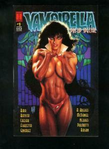 VAMPIRELLA PIN-UP SPECIAL #1-FRAZETTA NM