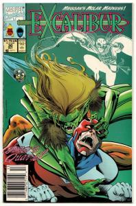 Excalibur #30 (Marvel, 1990) FN-