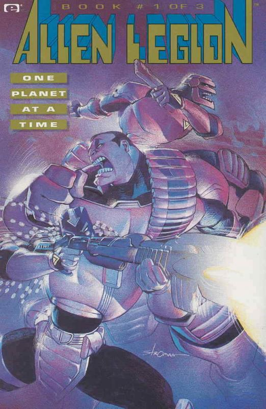 Alien Legion: One Planet at a Time #1 VF/NM; Epic | save on shipping - details i