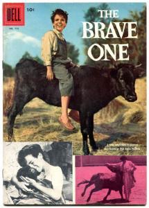 The Brave One- Four Color Comics #773 1957- Dell F/VF