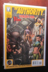 The Authority World's End 5th Series run #1-20 8.0 VF (2008)