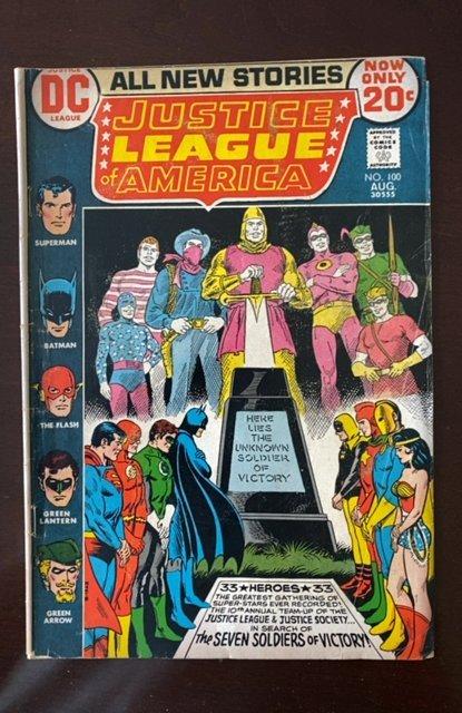 Justice League of America #100 (1972)