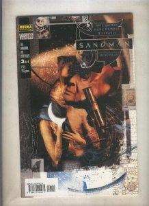 Coleccion Vertigo numero 009: Sandman: Las Benevolas numero 3