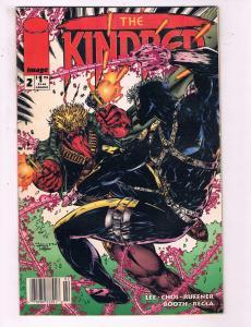 The Kindred #2 VF Image Comics Comic Book Lee DE19