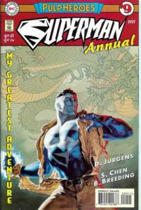 Superman (2nd Series) Annual #9 VF/NM; DC | save on shipping - details inside