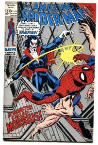 Amazing Spider-Man #101-comic book 1st Vampire Morbius  -- 2nd print