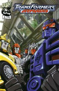 Transformers: Armada #9 VF/NM; Dreamwave | save on shipping - details inside