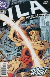 JLA #105 VF/NM; DC | save on shipping - details inside