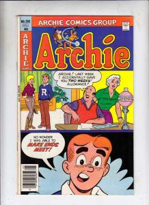 Archie #292 (May-80) VF/NM+ High-Grade Archie