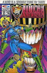 Psi-Judge Anderson #12 FN; Fleetway Quality | save on shipping - details inside