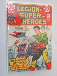 Legion of Super-Heroes #4 Last Issue 3.5 (1973)