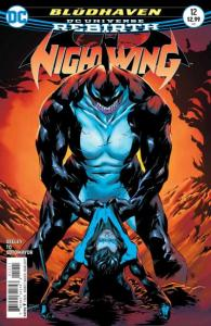 Nightwing (2016 series) #12, NM (Stock photo)