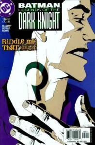 Batman: Legends of the Dark Knight #186, NM + (Stock photo)