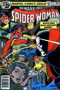 Spider-Woman (1978 series) #11, NM- (Stock photo)
