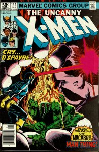 X-Men #144 - 9.2 or Better - Man Thing Appearance
