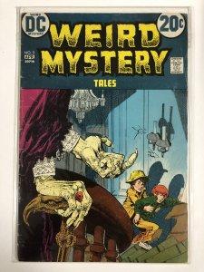 WEIRD MYSTERY TALES 5 VG COMICS BOOK