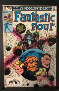 Fantastic Four #253 (1983)