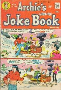 Archie's Joke Book Magazine #194, Good (Stock photo)