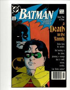 Batman # 427 NM- DC Comic Book Robin Joker Catwoman Gotham Penguin Riddler DS4