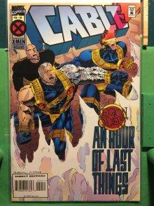 Cable #20 Legion Quest