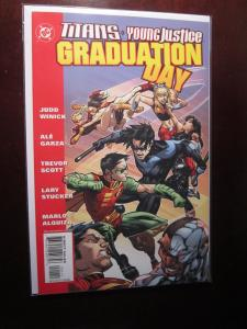 Titans Young Justice Graduation Day #1 - 8.0 - 2003