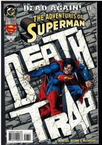 Adventures of Superman #517 (DC, 1994)