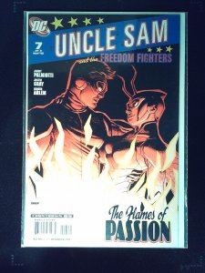 Uncle Sam and the Freedom Fighters #7 (2008)