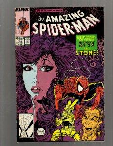 Amazing Spider-Man # 309 VF Marvel Comic Book Todd McFarlane Venom Goblin J450