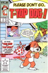 TOP DOG 14 VF-NM June 1987