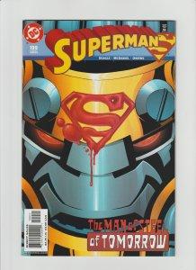 Superman #199 VF 8.0 (2004, DC) True Origins of the New Supergirl are Explored!