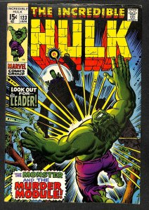 Incredible Hulk (1968) #123 VG 4.0 Marvel Comics