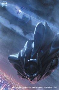 BATMANS GRAVE #2 (OF 12) VARIANT ED