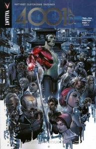 4001 A.D. TPB #1 VF/NM; Valiant | save on shipping - details inside