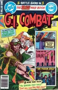 G.I. Combat (1957 series) #217, Good+ (Stock photo)