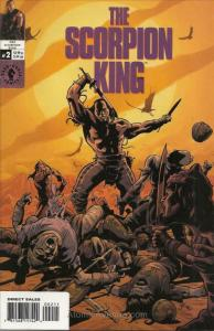 Scorpion King, The #2A VF/NM; Dark Horse | save on shipping - details inside