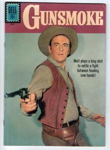 Gunsmoke #26 (May-61) VF/NM High-Grade James Arness