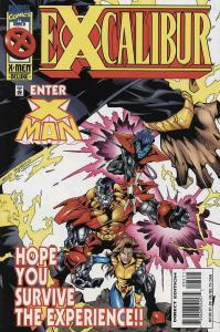 Excalibur #95 VF; Marvel | save on shipping - details inside