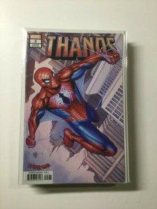 Thanos 3 Variant Near Mint Marvel HPA