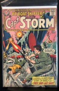 Capt. Storm #2 (1964)