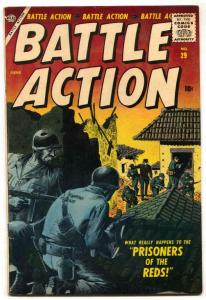 Battle Action #29 1957- Atlas War comic FN+