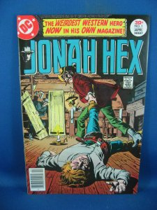 JONAH HEX 1 VF NM FIRST ISSUE 1977