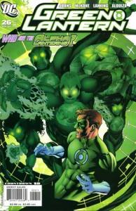 Green Lantern (2005 series) #26, NM (Stock photo)