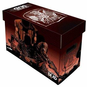 Short Comic Box - Art - The Walking Dead - Saviors - 10 Boxes