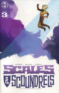 Scales & Scoundrels #3 VF/NM; Image | save on shipping - details inside